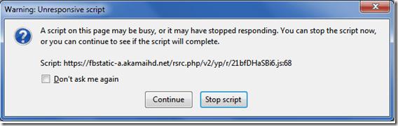 NichtreagierendesScript