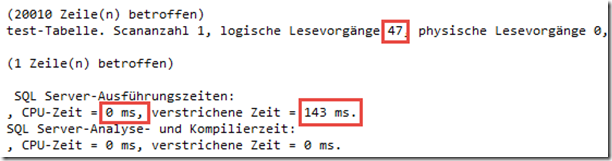 Stats ohne Funktion