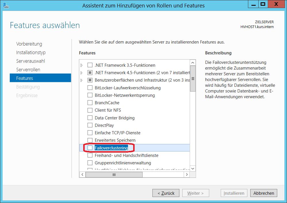ppedv Team Blog | Windows Server 2012 R2: Einrichten eines Failover ...