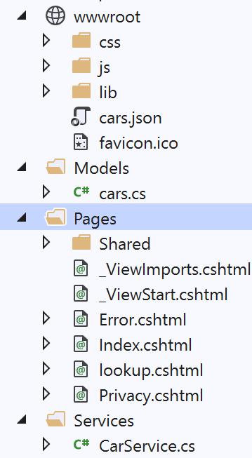 ppedv Team Blog   Autocomplete Input Razor Page
